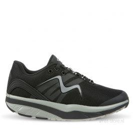 Leasha 18 W black/silver/steel