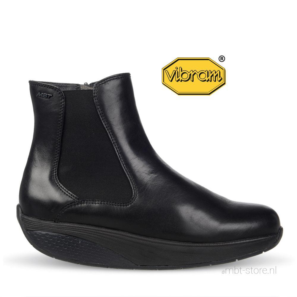 Arusi 6S W black nappa