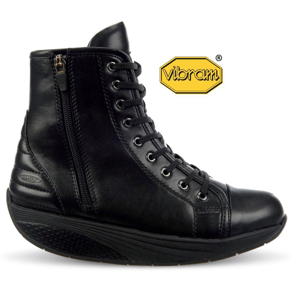 Moyo Boot black nappa